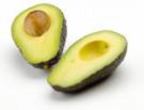 Home made avocado mask for dry skin