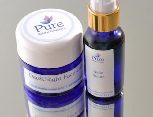 Producten van Pure bevatten Wortelzaad olie