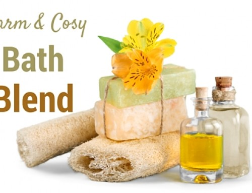 DIY Bath Time Blend