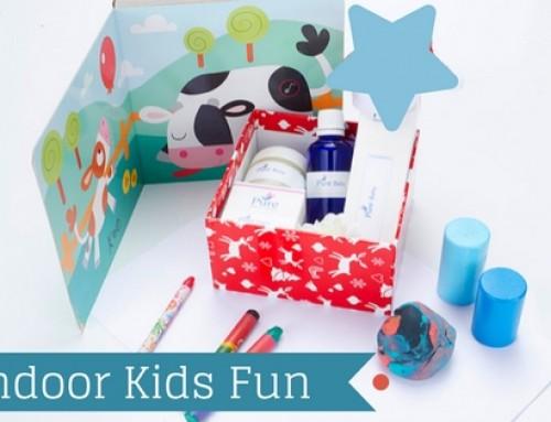 Fun Indoor Kids Activities