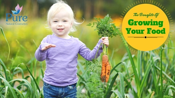 Growing Your Own Food)