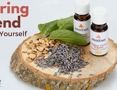 Spring Essential Oils Blend