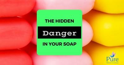 Hand Soap Dangerous