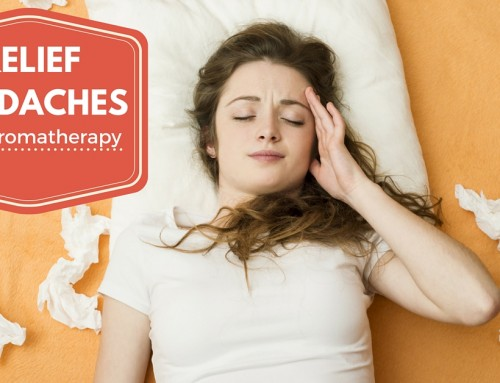 Relief Headache With Essential Oils
