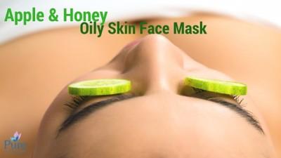 oily skin mask
