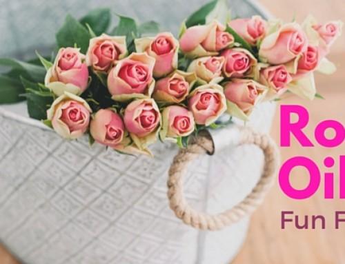 Rose Essential Oil Fun Facts