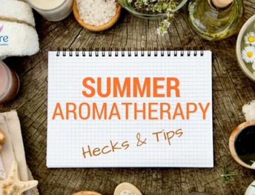 Aromatherapy for Summer