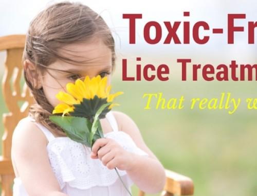 Toxic-Free Alternative To treat Head Lice