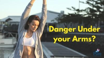 Aluminum Free Deodorant-