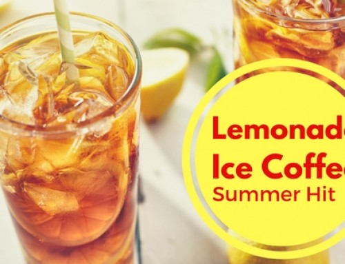Lemonade Ice Coffee