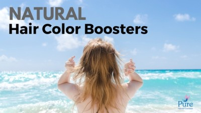hair color booster