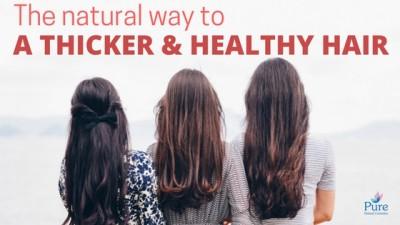 Ways To Get Thicker Hair