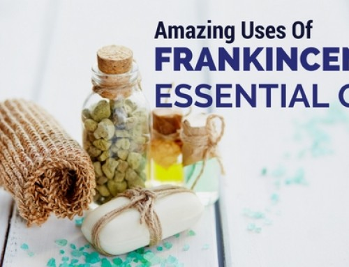 Amazing Uses for Frankincense Essential Oil