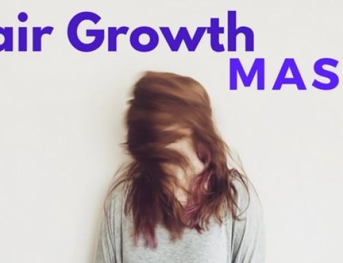 Vanilla Hair Growth Mask