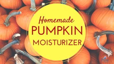 Pumpkin Moisturizer