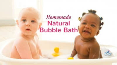 homemade natural bubble bath-1