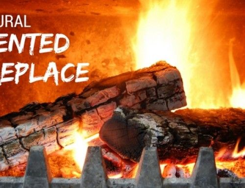 Natural Scented fire place chips