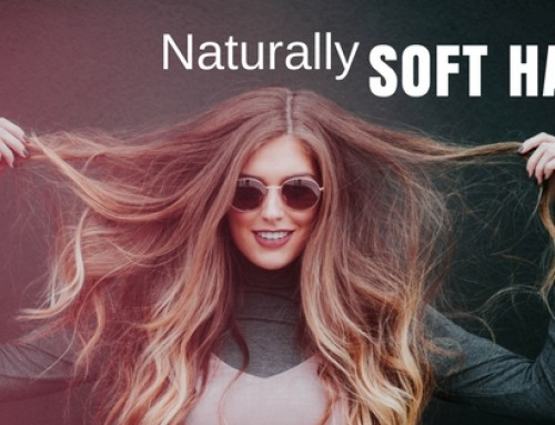 How To Soften Your Hair Naturally