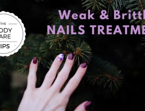 Body Care Tips : Weak And Brittle Nails