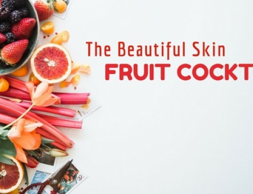 Your Fruits For Great Skin Cocktail