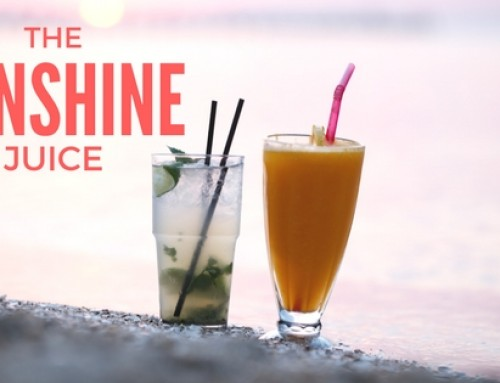 The Raw Sunshine Juice