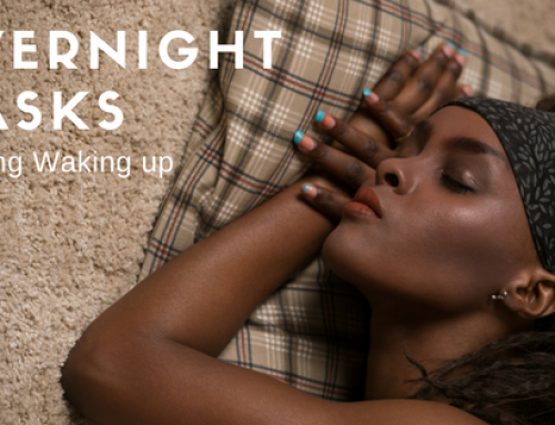 Overnight Masks To A glowing Waking Up